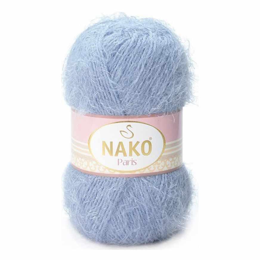 Пряжа Nako PARIS Цвет.4129