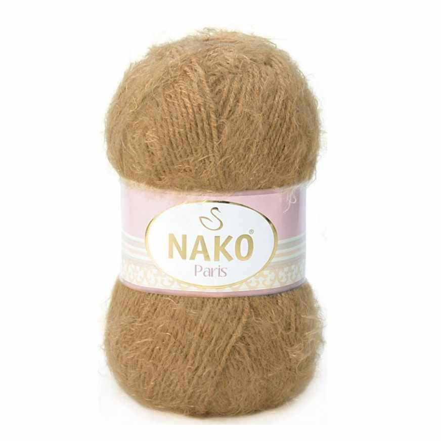 Пряжа Nako PARIS Цвет.11237