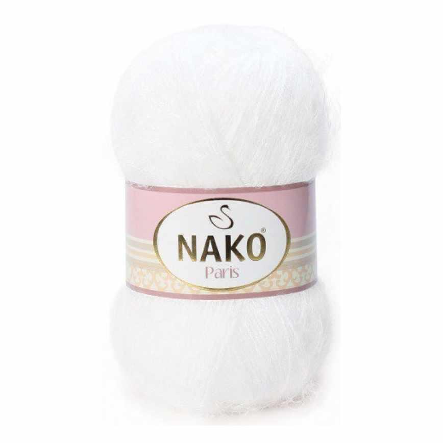 Пряжа Nako PARIS Цвет.208