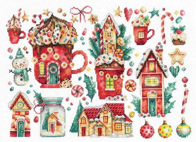 Р-52 Рождественские сладости