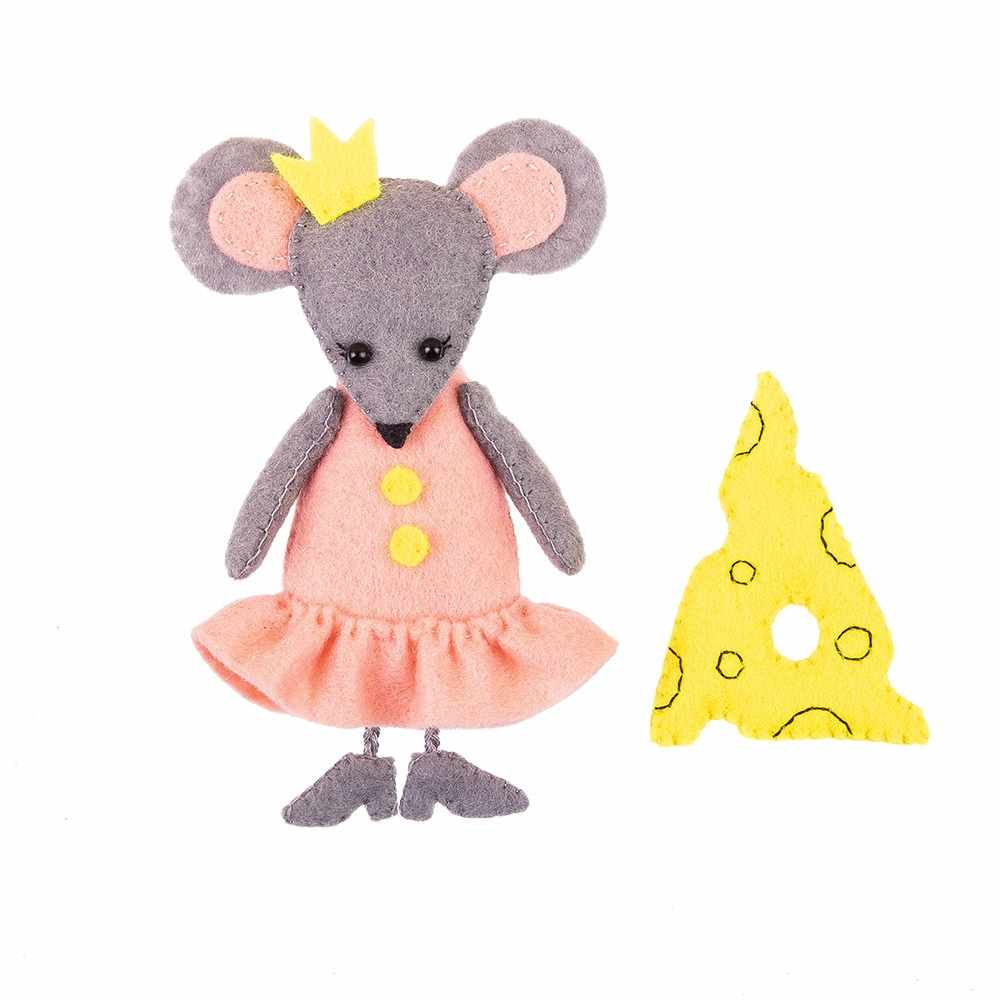 TF-0254 Мышка с сыром (Miadolla)