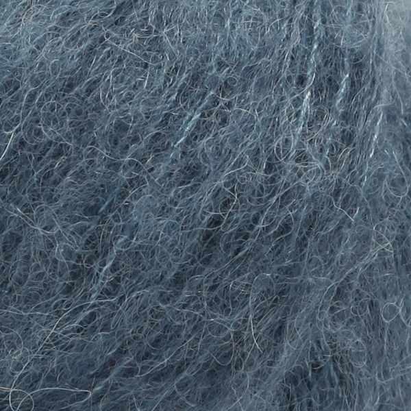 Пряжа DROPS Brushed Alpaca Silk Цвет.25