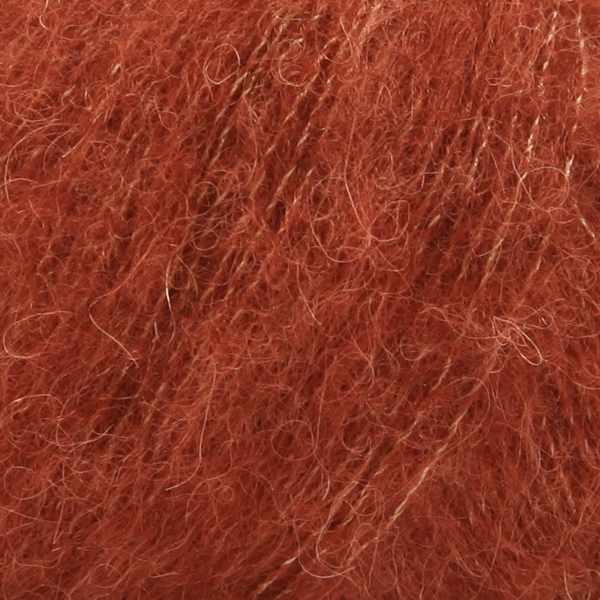 Пряжа DROPS Brushed Alpaca Silk Цвет.24