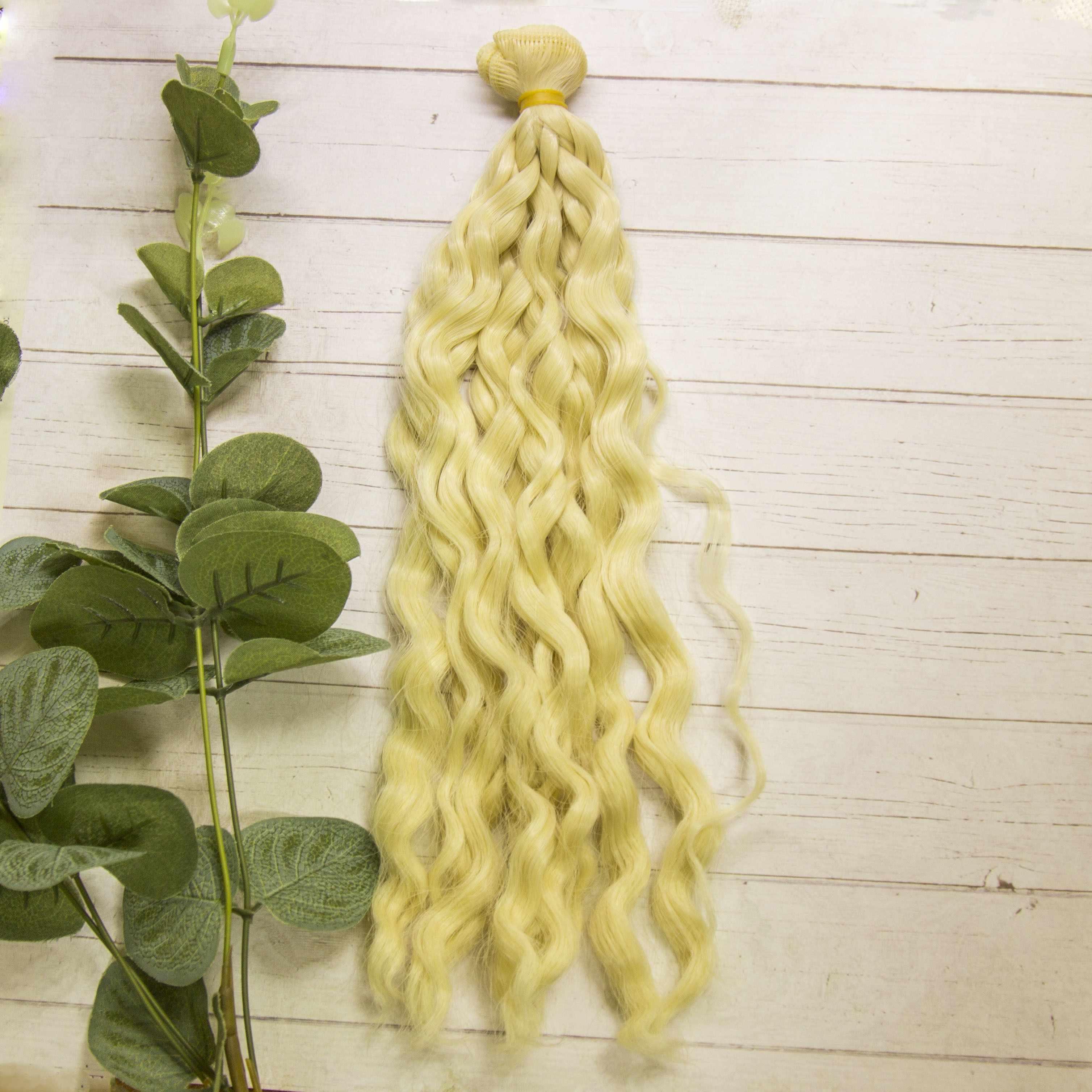 Волосы люкс 88, 25 см