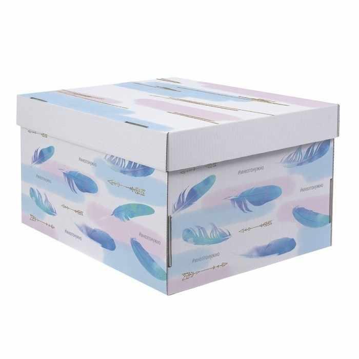 2640223 Складная коробка «Лёгкости»