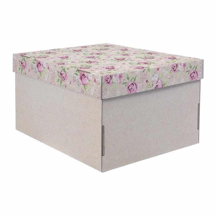 2640215 Складная коробка «Уютный шебби»