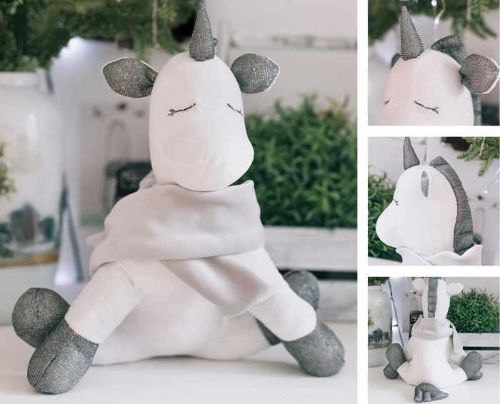 4289375 Мягкая игрушка «Единорог Сима», набор для шитья