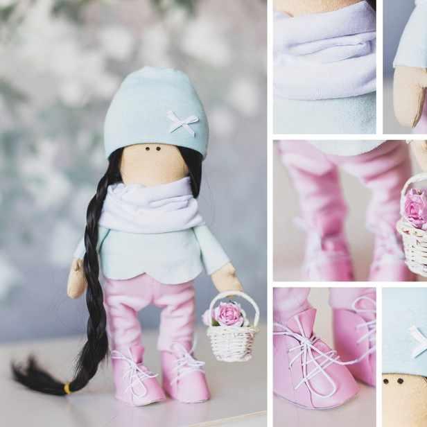 3548664 Интерьерная кукла «Линда», набор для шитья