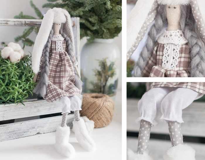 4263011 Мягкая кукла «Нелли», набор для шитья