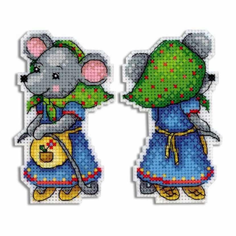 Р-473 Мышка-норушка (МП Студия)