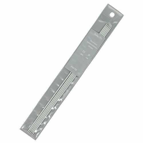 940520 Спицы носочные алюминиевые с покрытием 20 см