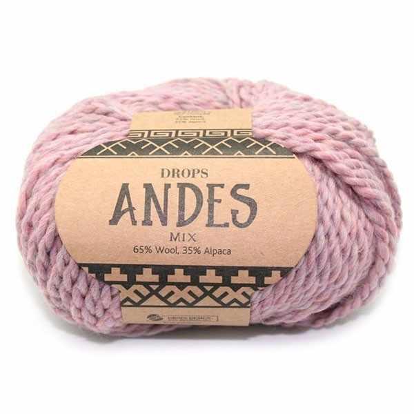 Пряжа DROPS Andes Цвет.4276