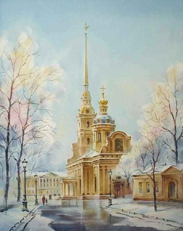 KH0139 Санкт-Петербург. Адмиралтейство