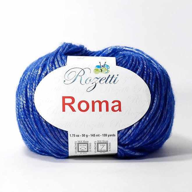 Пряжа Rozetti Roma Цвет.201-12