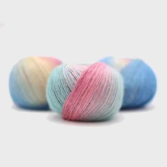 Пряжа Seam Rainbow Цвет.32