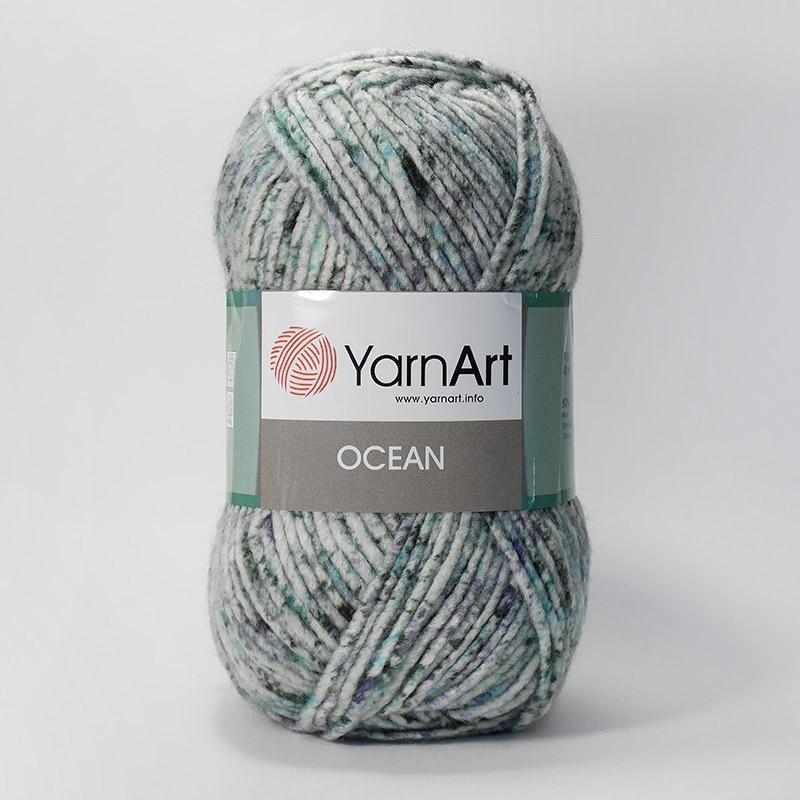 Пряжа YarnArt Ocean Цвет.112