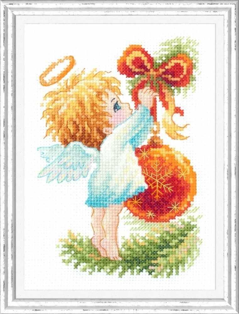 160-001 Ангел Рождества