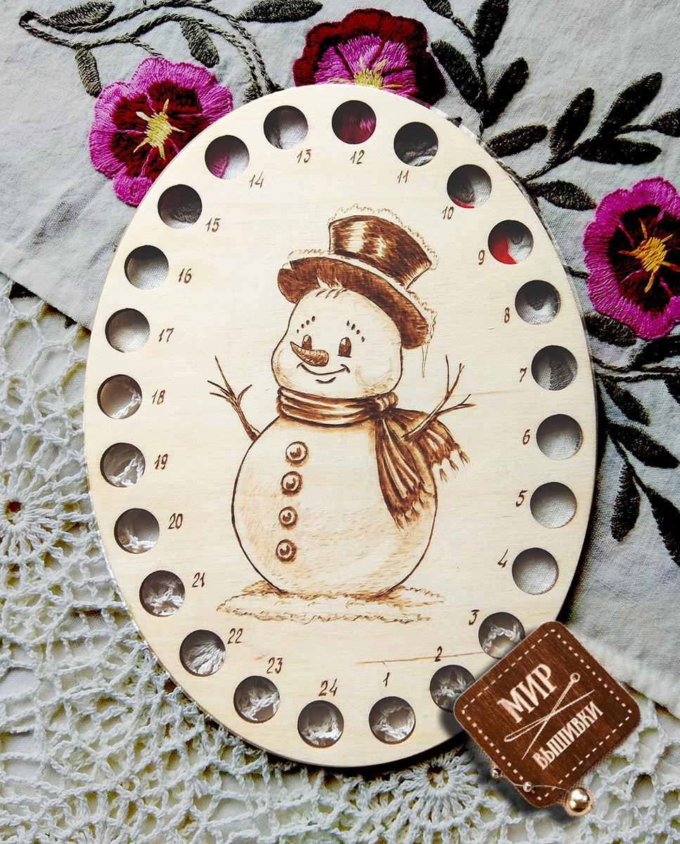 Органайзер. Снеговик
