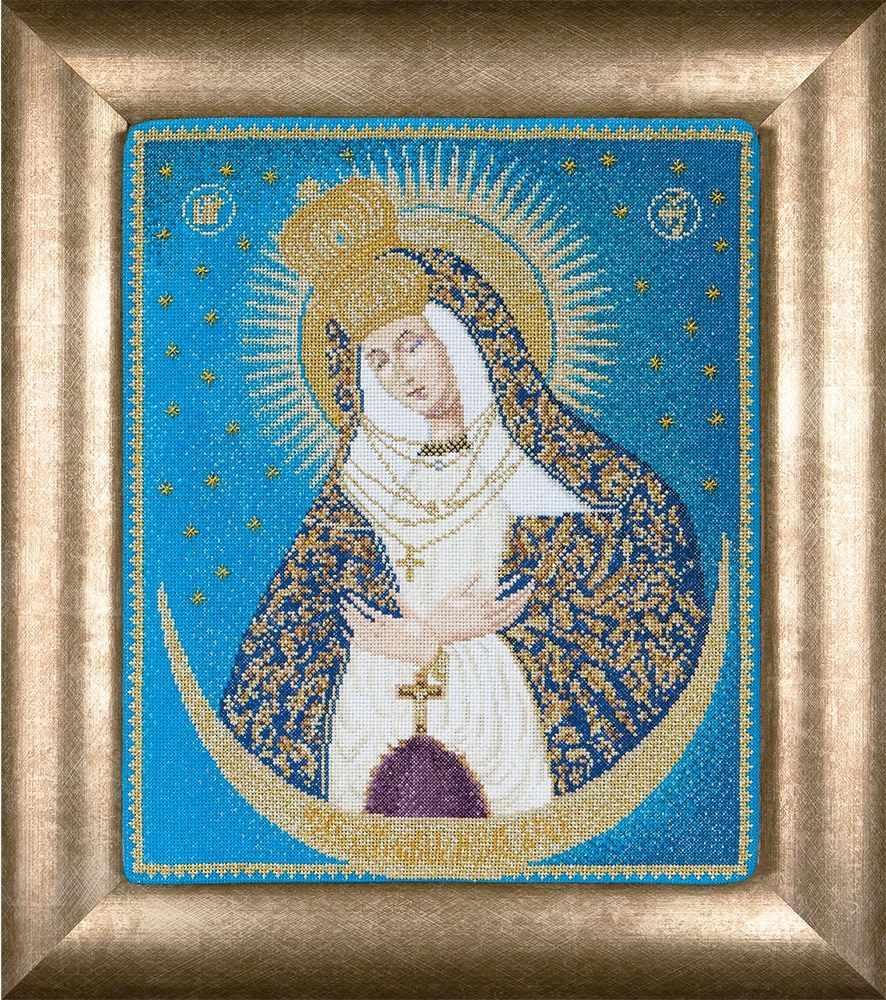 530A Остробрамская икона Божией Матери