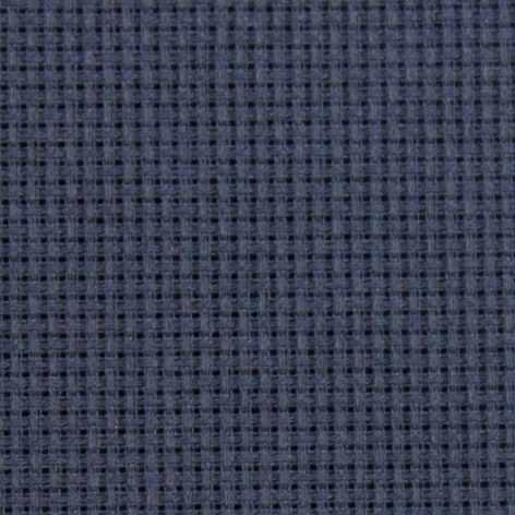 Канва Gamma К04 Аида темно синий 50*75 14ct 55/10 кл.