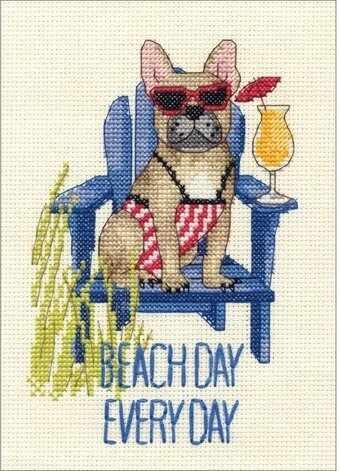 65195-DMS Пляжный денькаждый день
