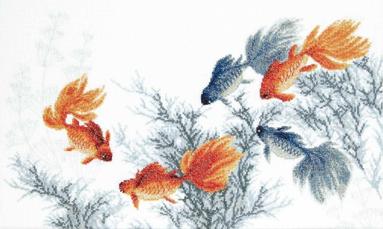М-354 Золотые рыбки. Исполнение пяти желаний