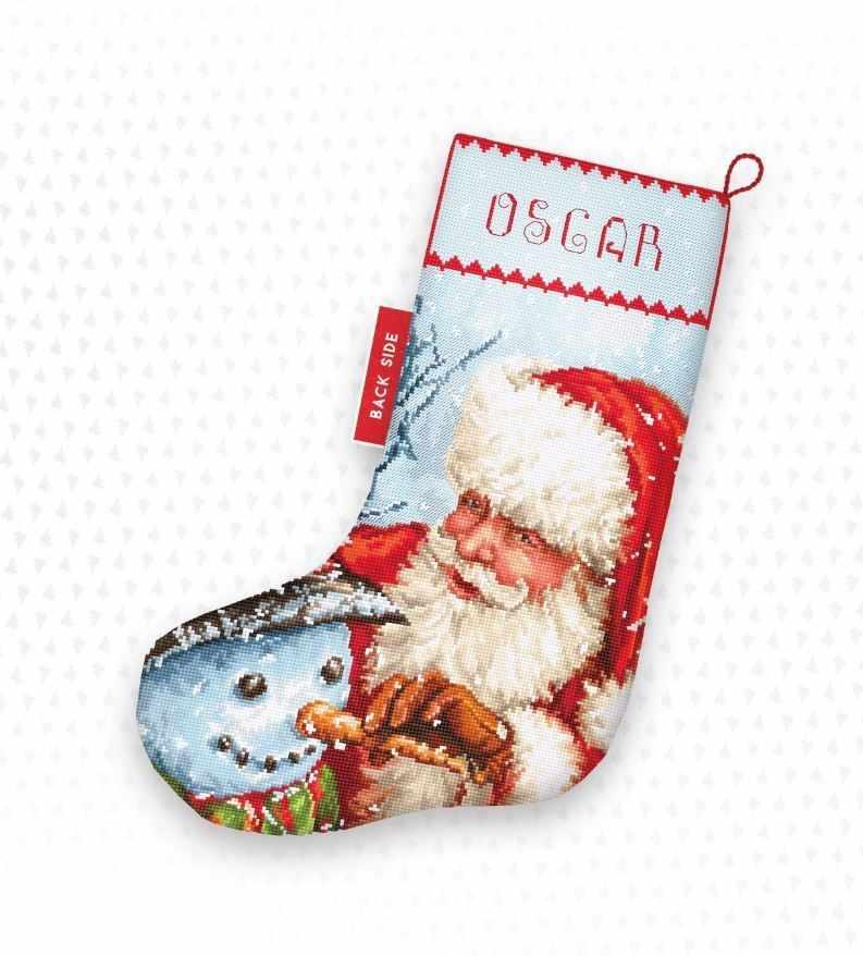 921 - Рождественский носок