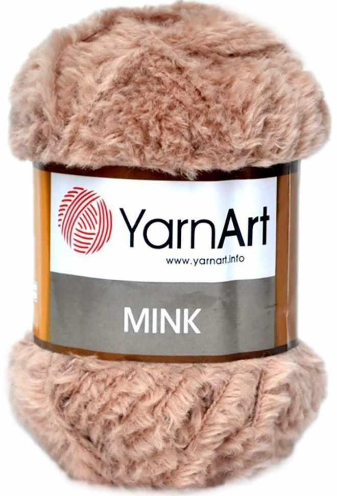 Пряжа YarnArt Mink Цвет.331
