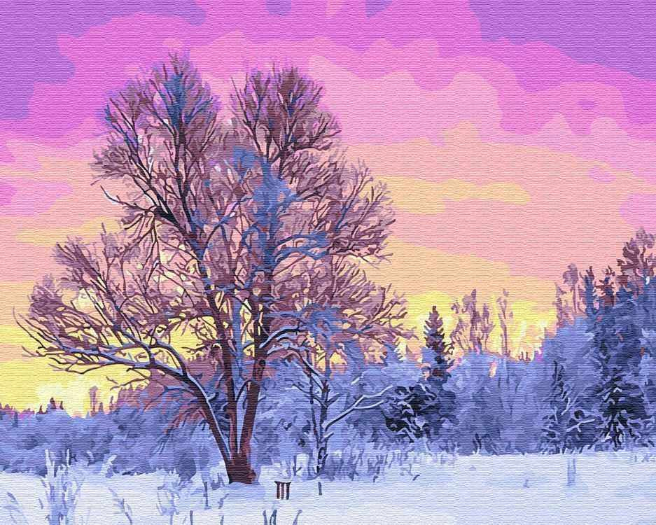 """gx28728 """"Пурпурное утро"""""""