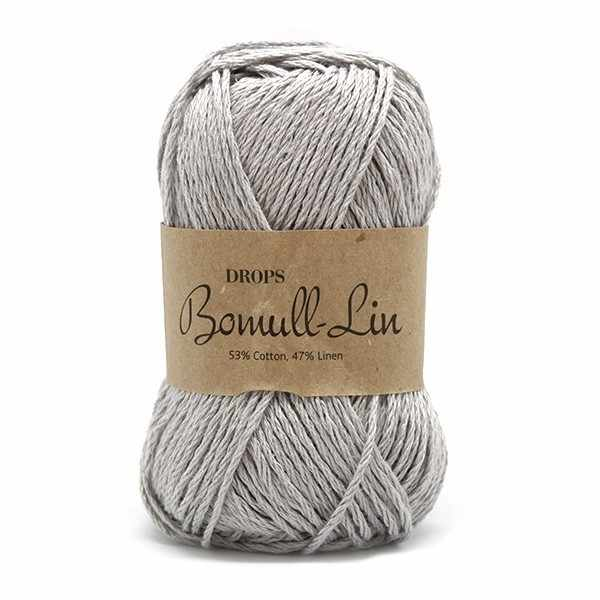 Пряжа DROPS Bomull-Lin Цвет.15