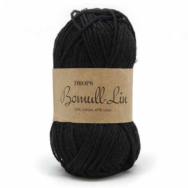 Пряжа DROPS Bomull-Lin Цвет.16
