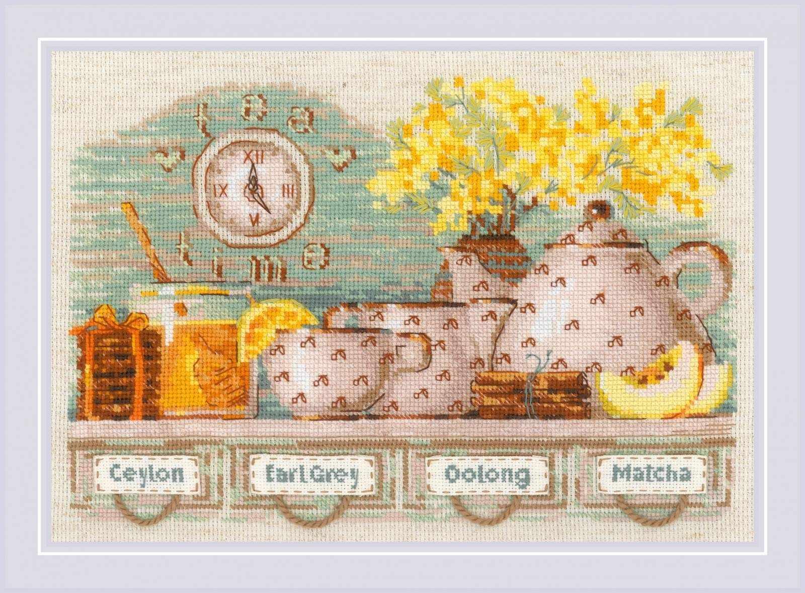 """1873 """"Tea Time"""""""
