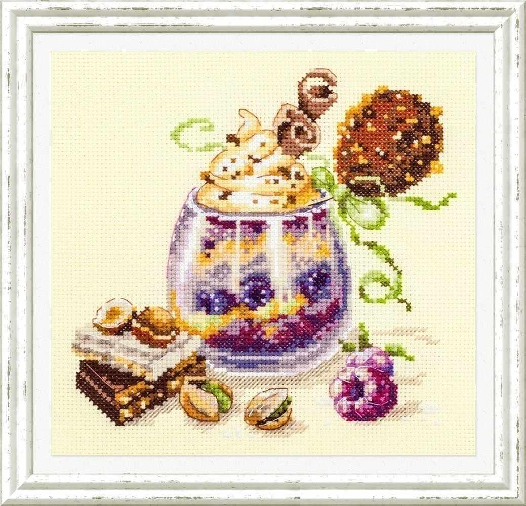 120-080 Шоколадный десерт