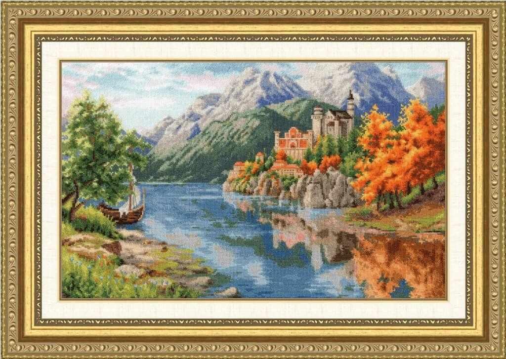 ЛП-061 Замок у реки