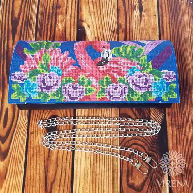Клатч_208 Набор для вышивания