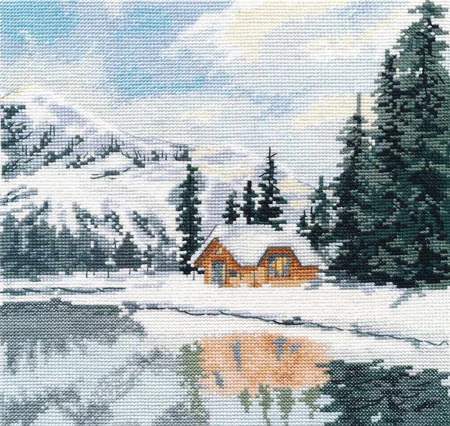 1295 Озеро Луиз