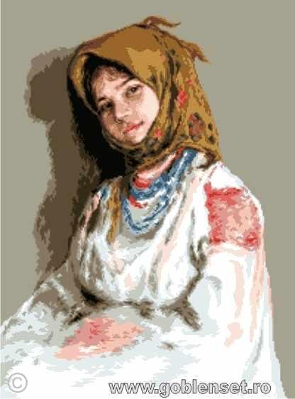 1119 Portret de tarancuta