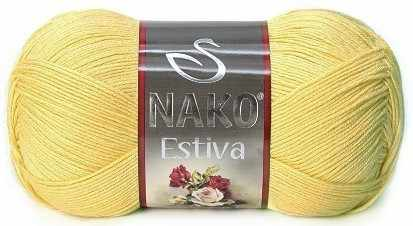 Пряжа Nako Estiva Цвет.215