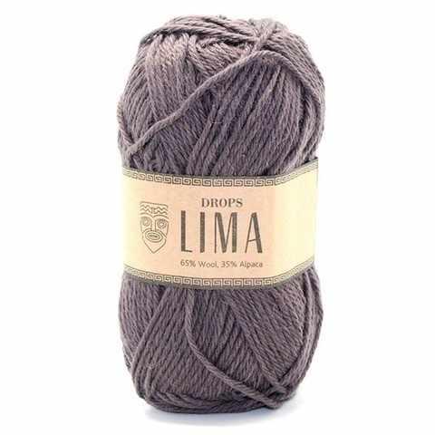 Пряжа DROPS Lima Цвет.5610