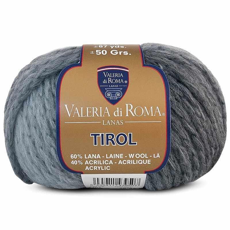 Пряжа Valeria di Roma Tirol Цвет.8303