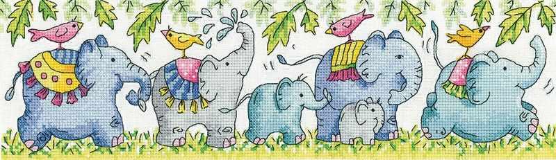 KCEP1569 Elephants on Parade