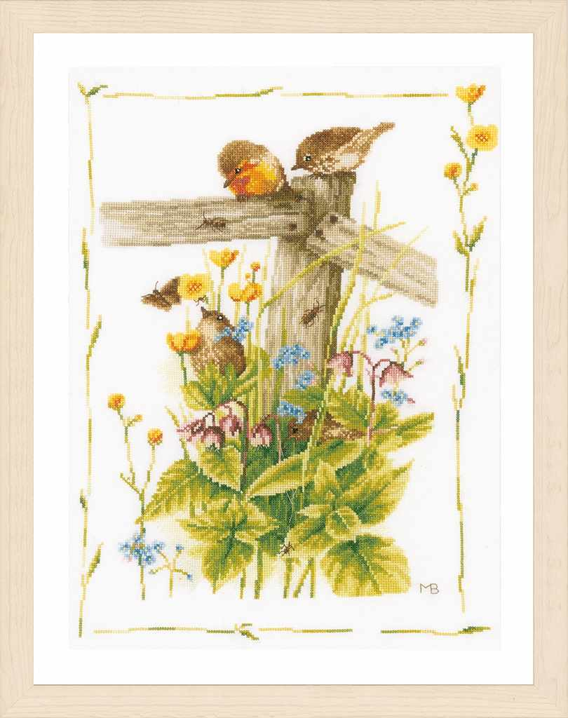 PN-0180560 Cozy garden corner (Lanarte)