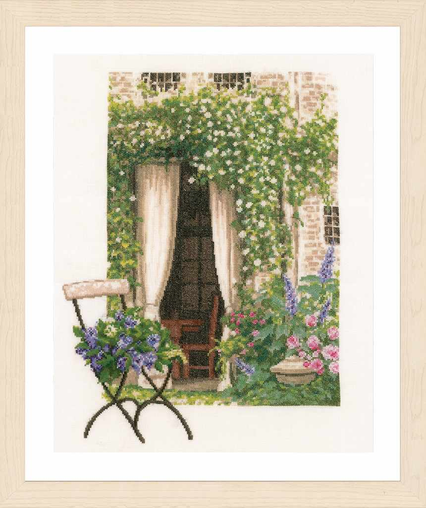 PN-0178458 Our garden view (Lanarte)