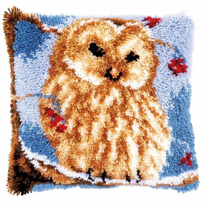 PN-0157914 Owl (Vervaco)