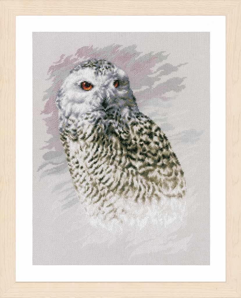 PN-0183826 Snowy Owl (Lanarte)
