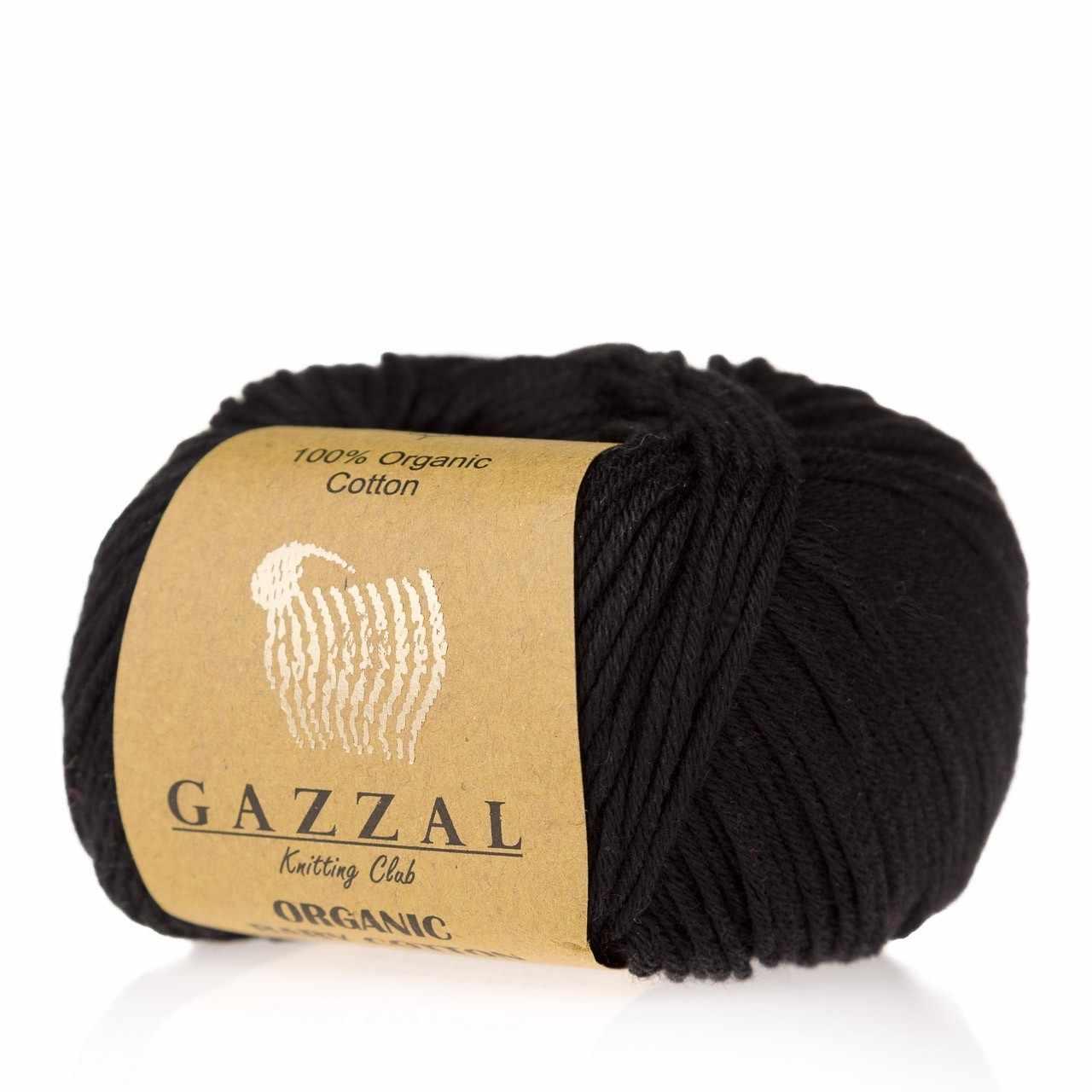 Пряжа GAZZAL ORGANIC BABY COTTON Цвет.430
