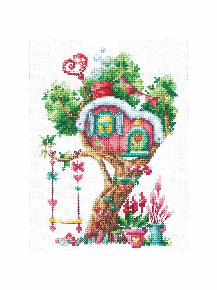 Д-21 Дома на деревьях. Сладкий