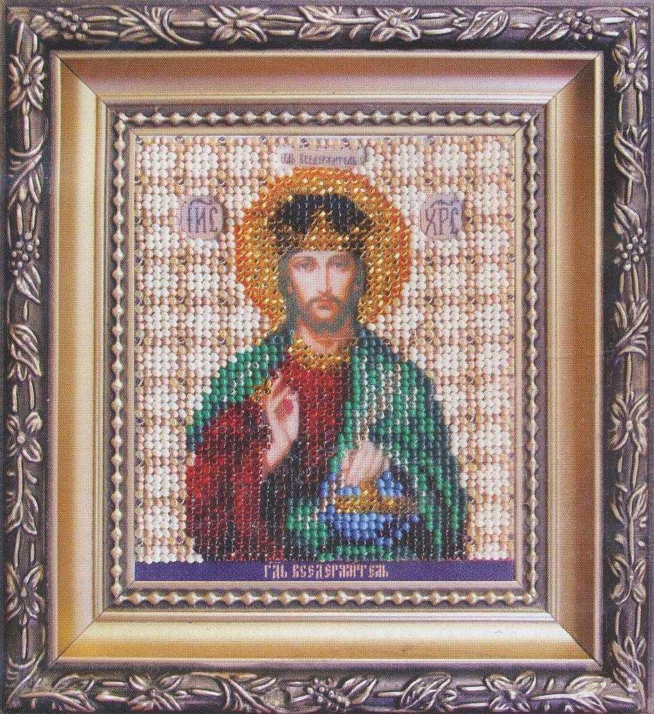 """Б-1119 """"Икона Господа Иисуса Христа"""" - чм"""