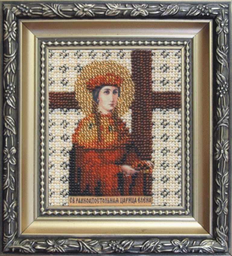 """Б-1033 """"Икона святая равноапостольная царица Елена"""""""
