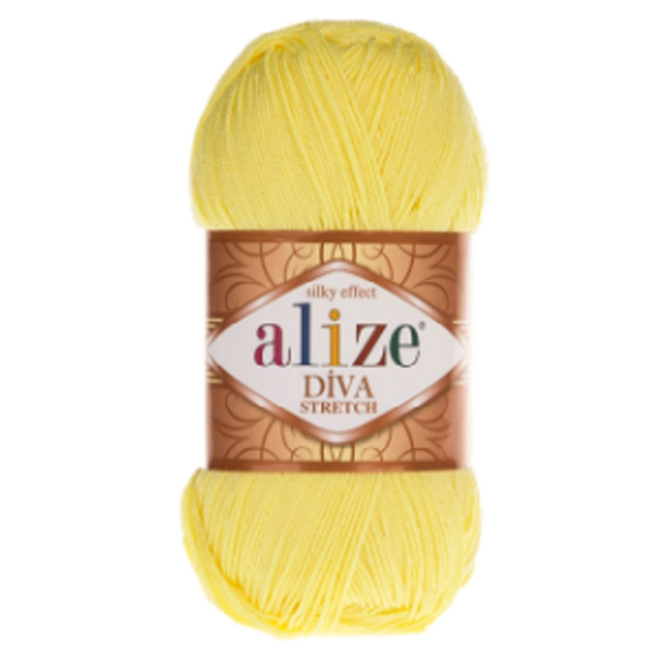 Пряжа Alize DIVA STRETCH Цвет.643